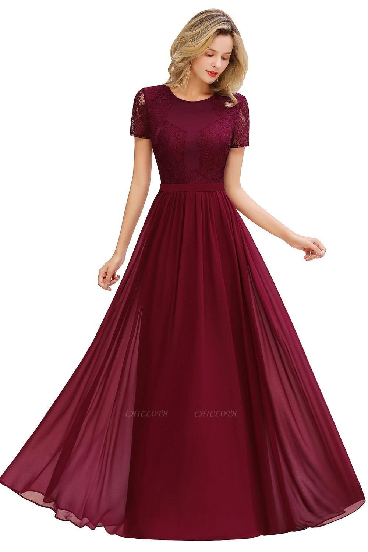 Chicloth Amazing Chiffon A-line Evening Dress