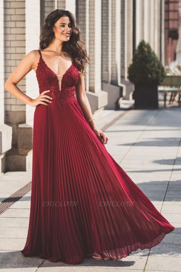 ZY438 Red Evening Dresses Cheap Buy Prom Dresses Online