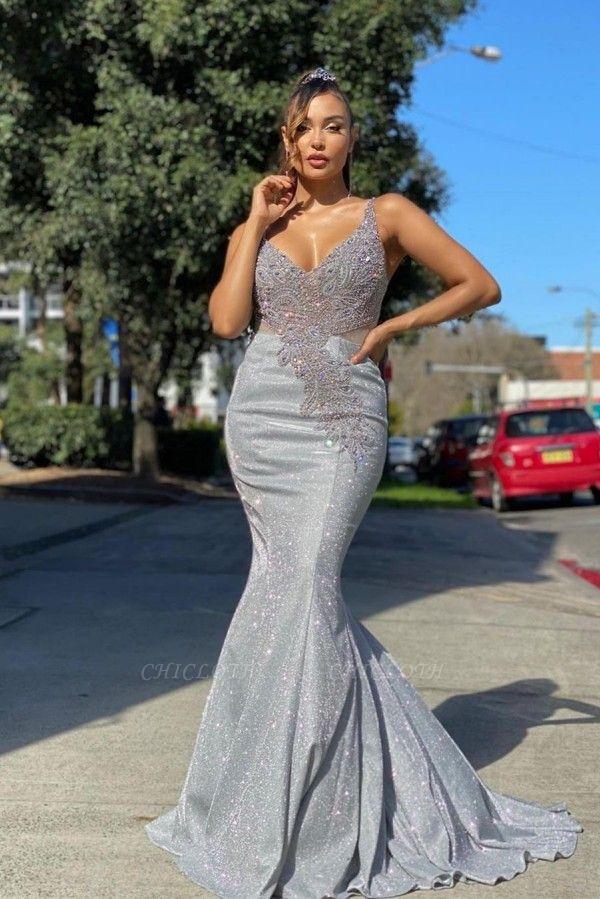 ZY463 Designer Prom Dresses Long Glitter Prom Dresses Cheap Online