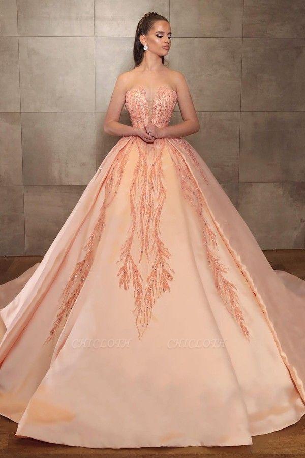 ZY452 Luxury Evening Dresses Prom Dresses Long Cheap