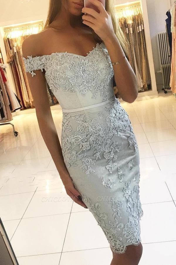 ZY647 Cocktail Dresses Cheap Party Dresses Evening Dresses Short Lace