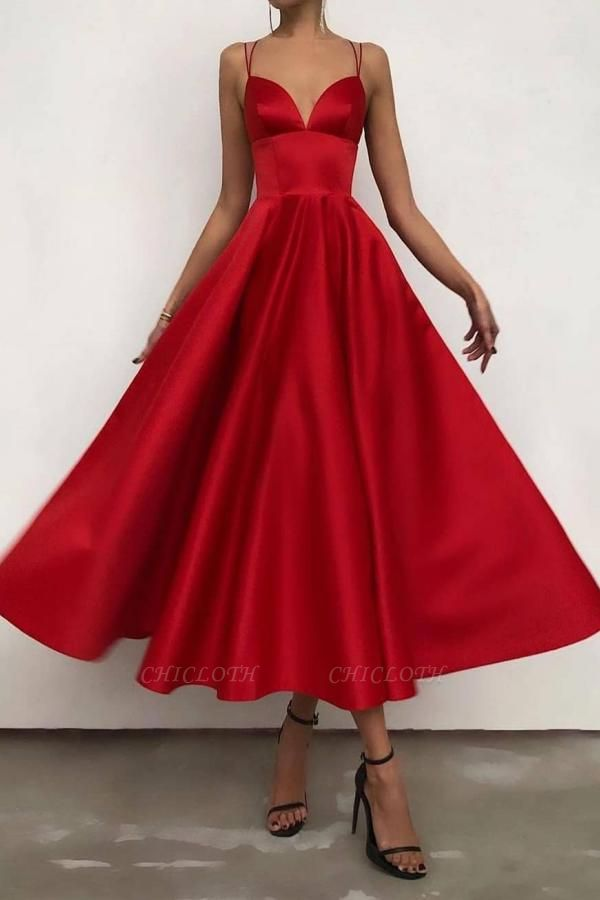ZY630 Red Cocktail Dresses Cheap Evening Dresses Prom Dresses Online