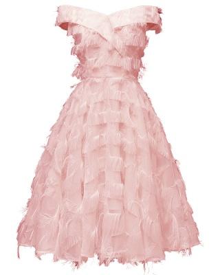 Burgundy Cute Short Women's Dresses Homecoming Dresses_2