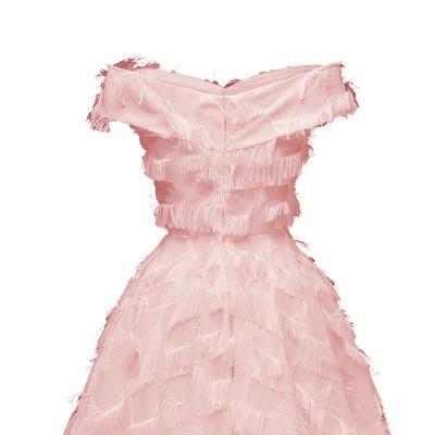 Burgundy Cute Short Women's Dresses Homecoming Dresses_10