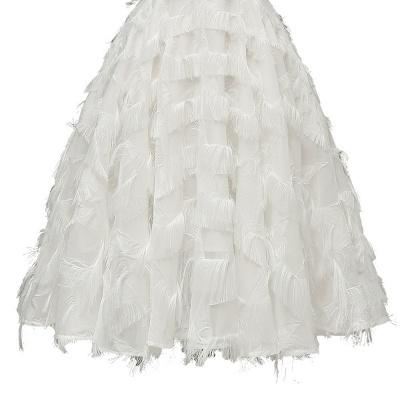 Burgundy Cute Short Women's Dresses Homecoming Dresses_18