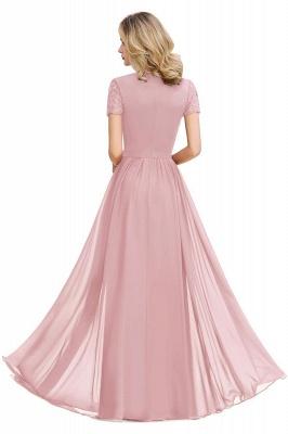 Chicloth Amazing Chiffon A-line Evening Dress_3