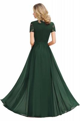 Chicloth Amazing Chiffon A-line Evening Dress_5