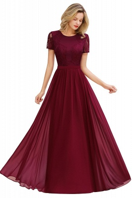Chicloth Amazing Chiffon A-line Evening Dress