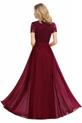 Chicloth Amazing Chiffon A-line Evening Dress_2