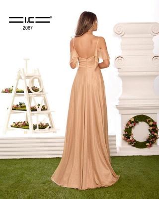 ZY470 Long Glitter Prom Dresses Buy Cheap Evening Dresses_2