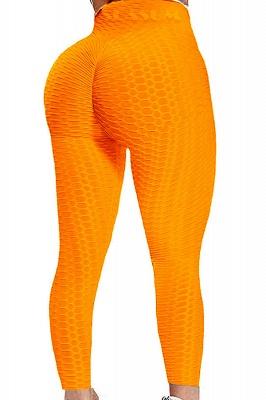 Women's High Waist Yoga Pants Tummy Control Slimming Booty Leggings_5