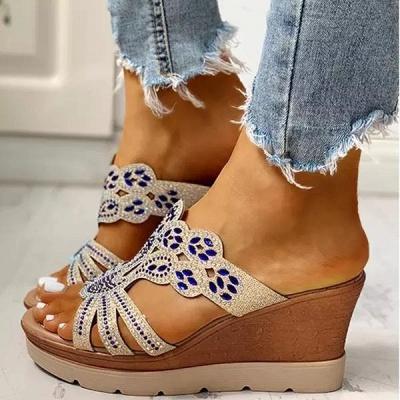 Amazon Best Sellers: Best Women's Platform & Wedge Sandals_7