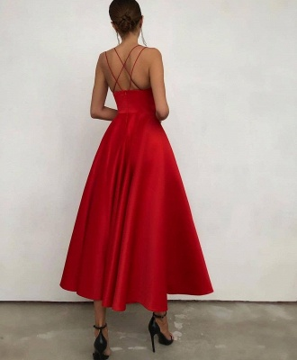 ZY630 Red Cocktail Dresses Cheap Evening Dresses Prom Dresses Online_2