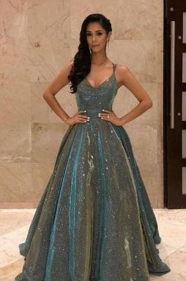 ZY622 Long Glitter Prom Dresses Evening Dresses Cheap_1