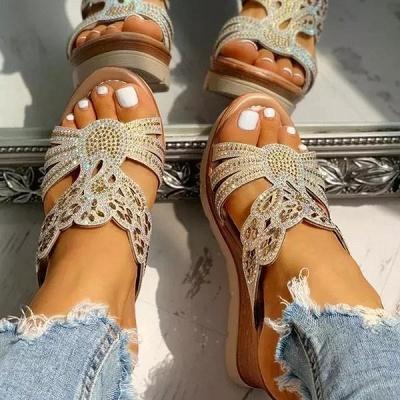 Amazon Best Sellers: Best Women's Platform & Wedge Sandals_4