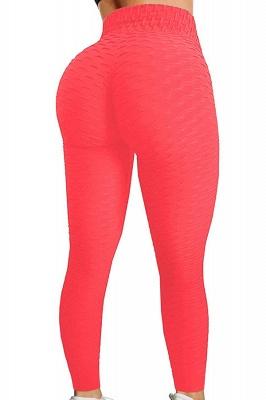 Women's High Waist Yoga Pants Tummy Control Slimming Booty Leggings_3