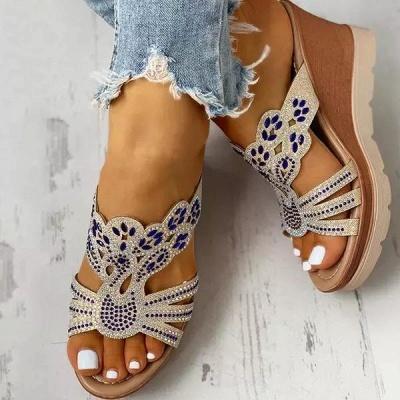 Amazon Best Sellers: Best Women's Platform & Wedge Sandals_2