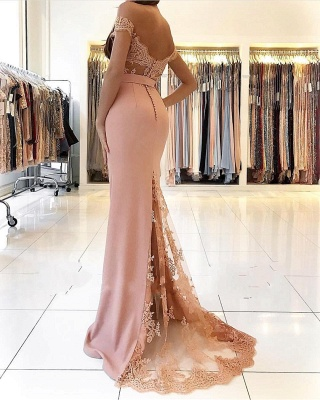 ZY651 Black Evening Dress Long Prom Dresses Guensitg_2