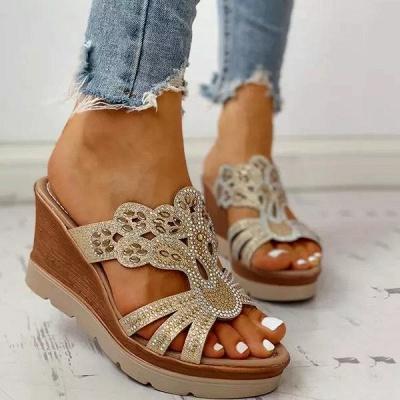 Amazon Best Sellers: Best Women's Platform & Wedge Sandals_6