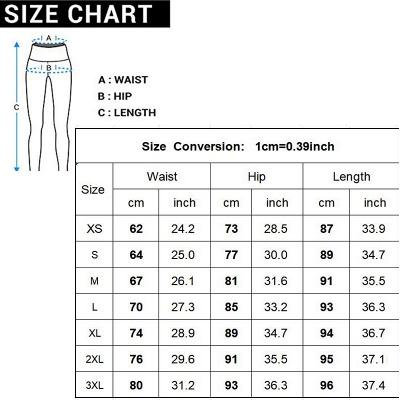 Women's High Waist Yoga Pants Tummy Control Slimming Booty Leggings_11