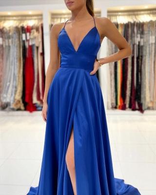 ZY623 King Blue Evening Dresses Long Prom Dresses Cheap_3