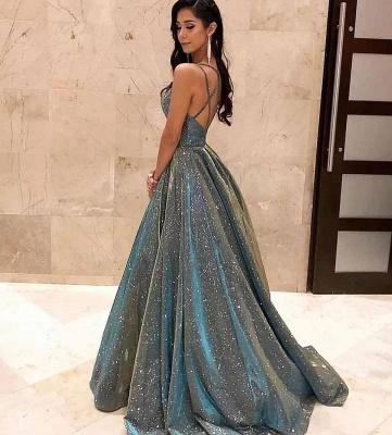 ZY622 Long Glitter Prom Dresses Evening Dresses Cheap_2