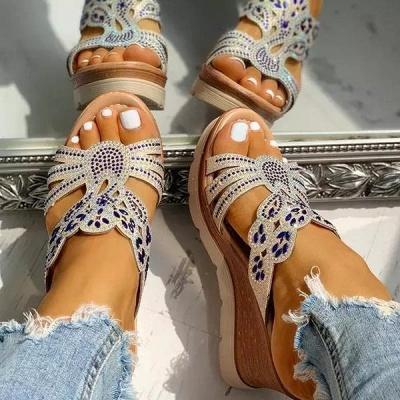 Amazon Best Sellers: Best Women's Platform & Wedge Sandals_10