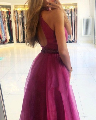 ZY639 Fuchsia Evening Dresses Long Cheap Prom Dresses Cheap Online_3