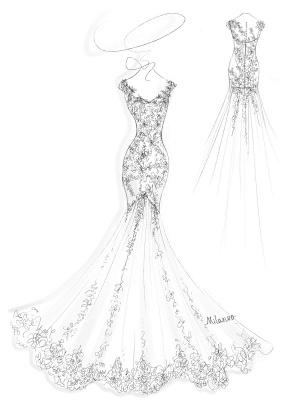 Wedding Dresses 2021 V Neck Mermaid Sleeveless Lace Embellishment Classic Bridal Gowns With Train_4