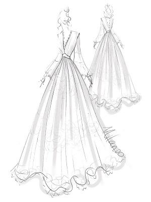 Boho Bridal Dresses 2021 A Line Deep V Neck Multilayer Lace Chiffon Beach Party Dress Wedding Gowns_7