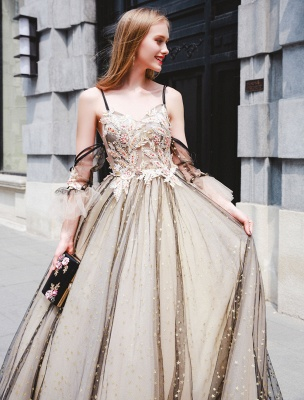 Black Quinceanera Dresses Luxury Tulle Ball Gowns Pearls Beaded Maxi Women Pageant Dress_7