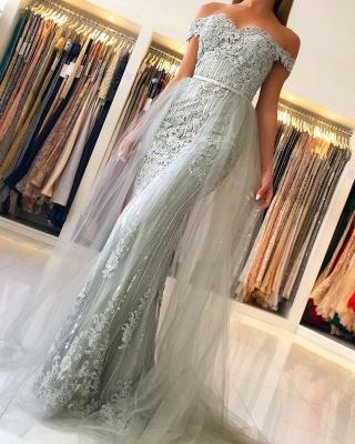 ZY016 Evening Dresses Long Lace Glitter Evening Dress Large Large_5