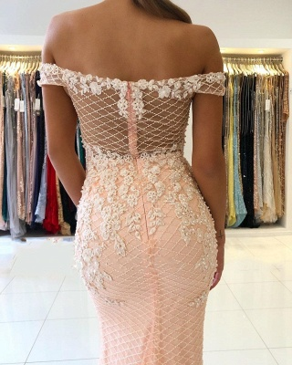 ZY022 Luxury Evening Dresses Long Glitter Prom Dresses Cheap_4