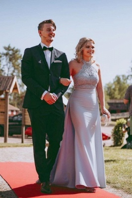 ZY194 Elegant Evening Dresses Long With Lace Evening Wear Prom Dresses Online_1