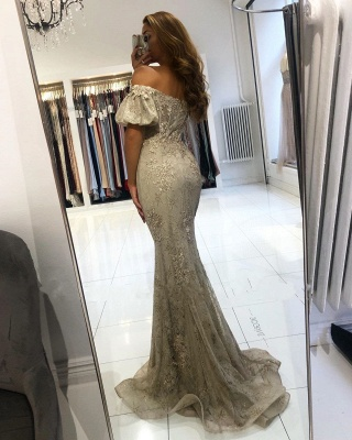 ZY324 Modern Evening Dresses With Lace Prom Dresses Cheap Online_3